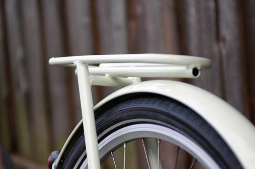 Paper Bicycle Rack