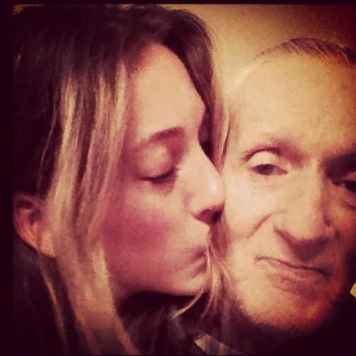 Instagram Photo Challenge Day 5: Someone I Love- My Dad <3