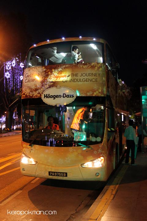 Häagen-Dazs Journey of Indulgence