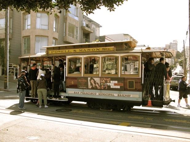 San Francisco Tranvia