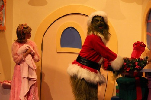 Grinchmas musical