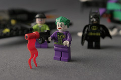 6863 Batwing Battle Over Gotham City - Joker 1