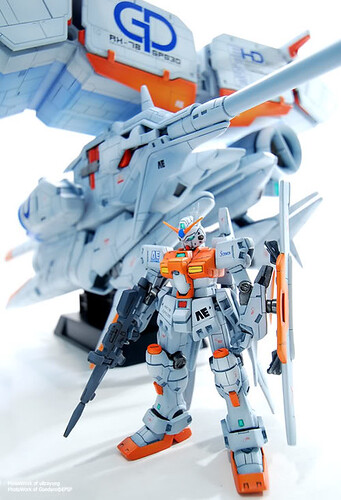 MSIA Dendrobium Custom Painted Colors GundamPH EFSF (3)