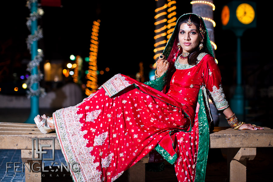 Zainab & Farhan's Wedding Day 2 | Fort Myers Beach Photo Shoot | Ft. Myers Indian Wedding Photographer