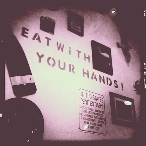 170: eat with your hands