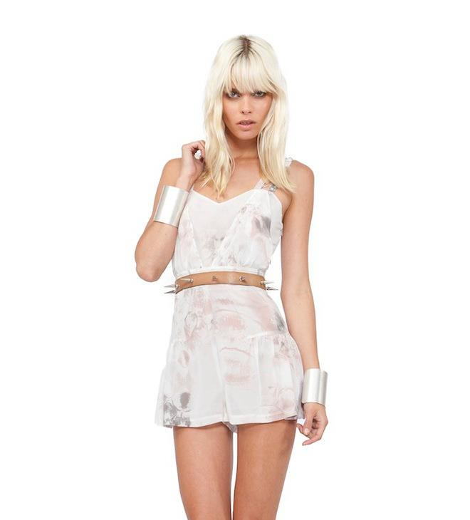 There She Goes Playsuit