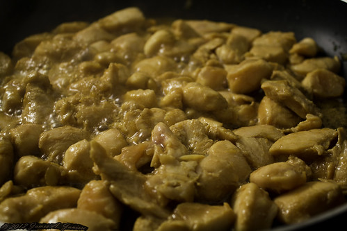 Almond Chicken 5