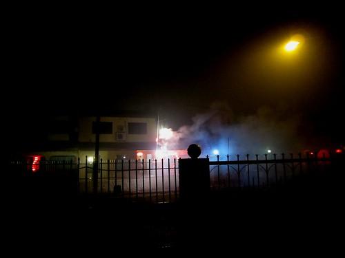 Sibu CNY firecrackers 1