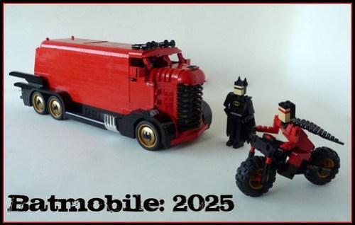 Batmobile: 2025!