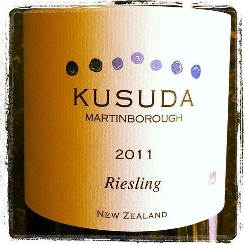 Kusuda Riesling 2011