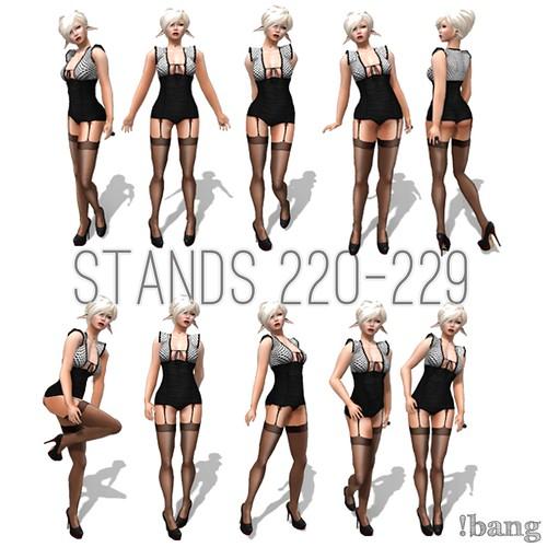 !bang - stands 220-229
