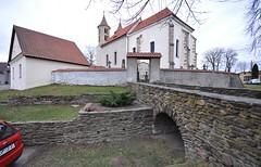 Kondrac, kostel sv. Bartoloměje
