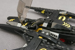 6863 Batwing Battle Over Gotham City - Batwing 18