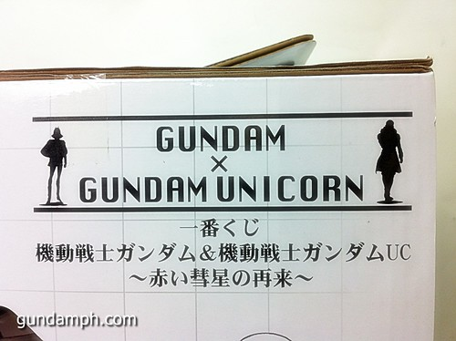 Banpresto Gundam Unicorn Head Display  Unboxing  Review (11)