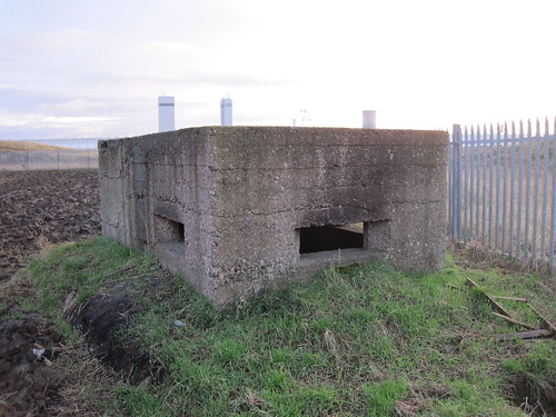 Cowpen Bewley, Pillbox