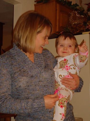 Tami and Leah