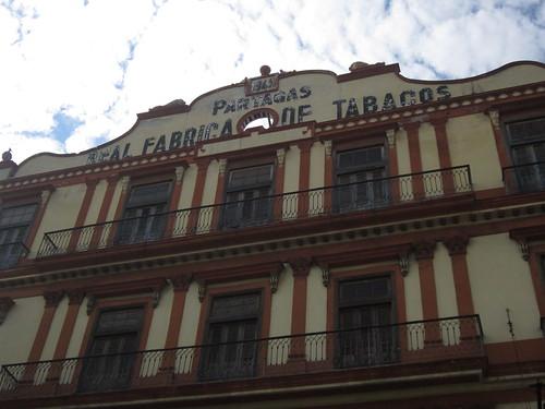 31/12/2011 - Fábrica de Tabaco Partagas (Havana/Cuba)