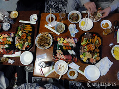 New years in Hirosaki,Aomori