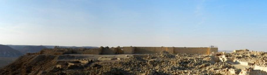 panoramica Avdat ciudad Israel Patrimonio Humanidad Ruta Incienso 04