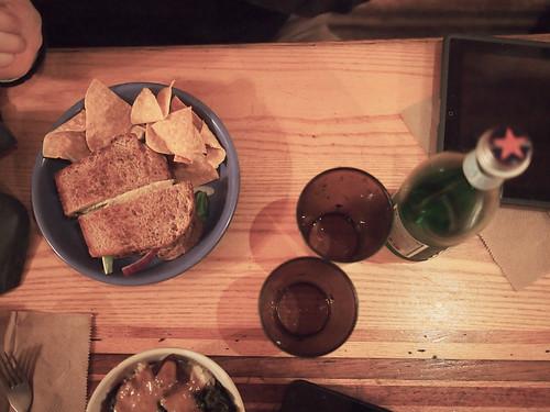 Rosetta's Kitchen dinner