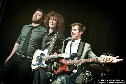Oli Brown & Band