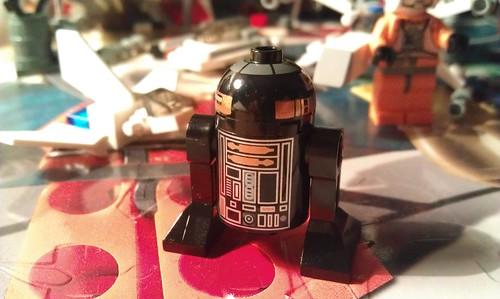 Star Wars Lego Julkalender 2011 lucka 13 av 24