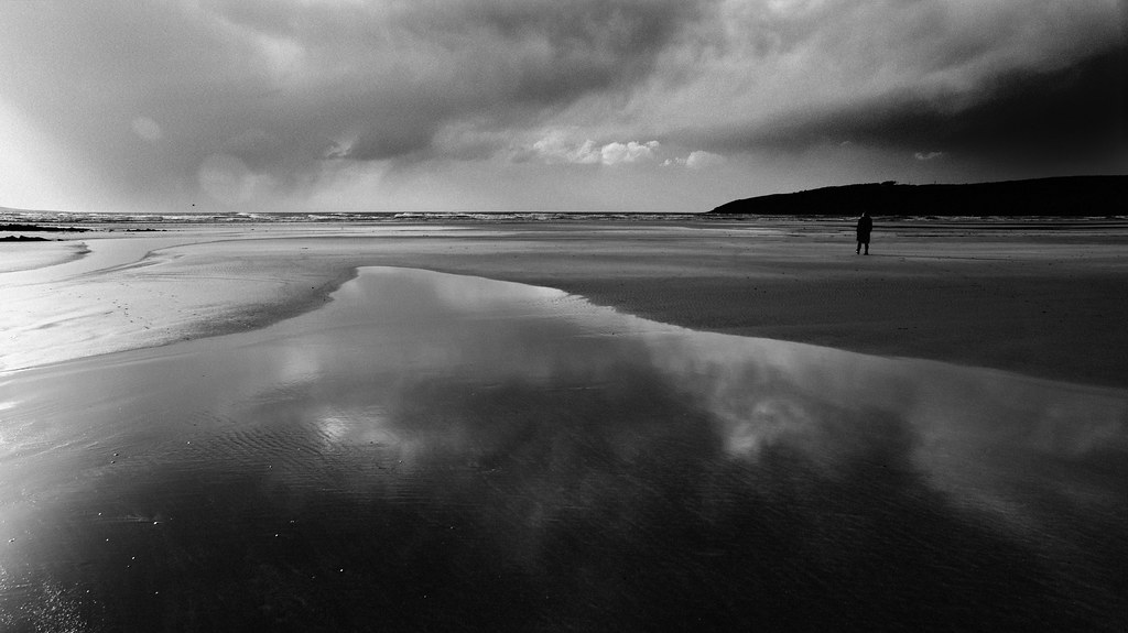 Beach near Garranefeen, Kilbrittain, Co. Cork