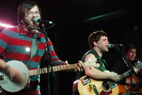 Eno Mountain Boys, Motorco, Durham NC, 12/16/11