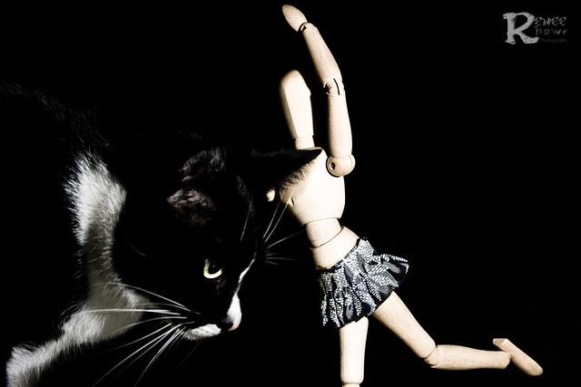 Dancer Moritz & Woody