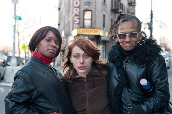 Nicky, Vanessa and Mary Alice: Hunts Point Bronx