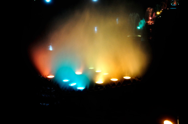 Tungabhadra Dam Park Fountain (6)