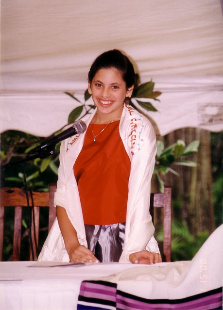 Aliya at Bas Mitzvah6