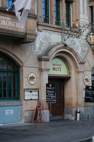 A Basel beer hall
