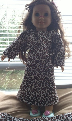 AG leopard print dress