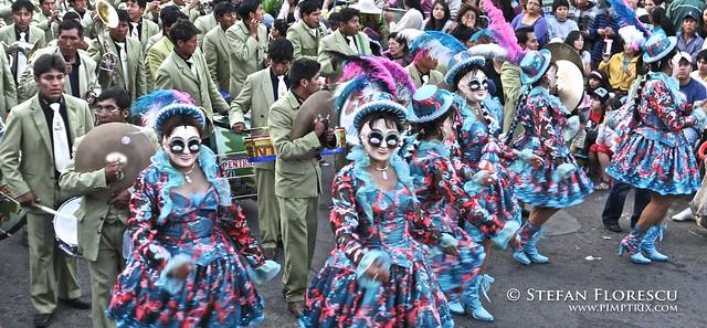 KLR 650 Trip Bolivia 106