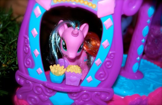 My Little Pony: Rarity's Carousel Boutique