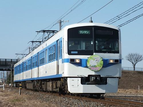 6002F(あの花HM) @西羽生~新郷