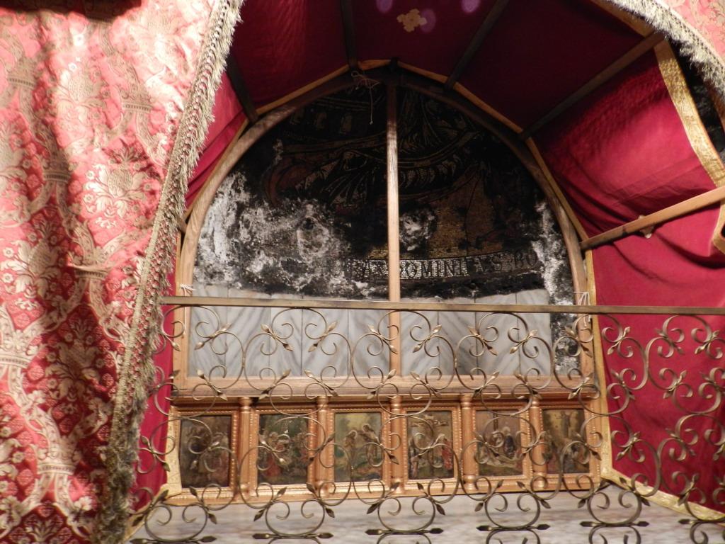 Belen portal Iglesia de la Natividad 03