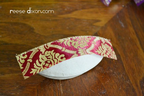 Paisley Ornament Tutorial Step 2