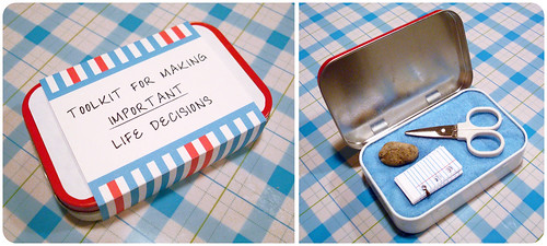 DIY Toolkit for Making Important Life Decisions