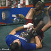 Jorge and Yves sparring