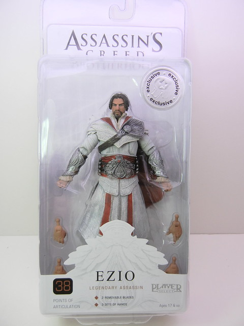 assassins creed brotherhood ezio figures v2 (1)