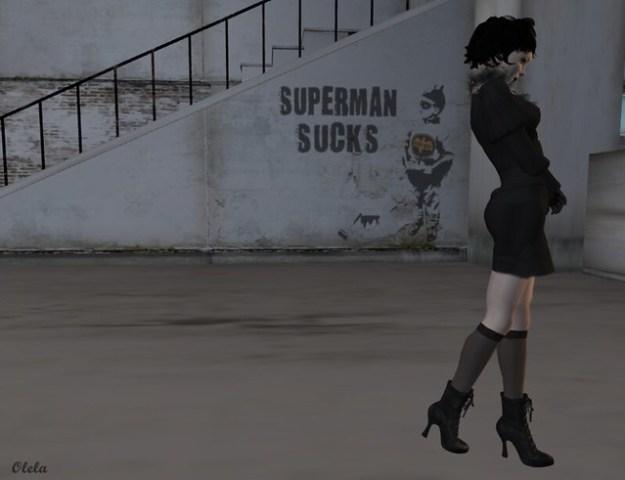 Superman Sucks^^