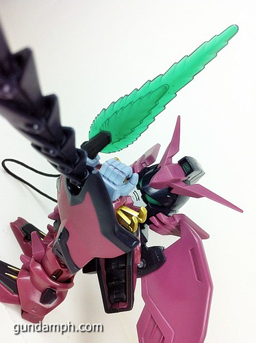 SD Gundam Online Capsule Fighter EPYON Toy Figure Unboxing Review (42)