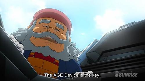 Gundam AGE Episode 16 The Gundam in the Stable Youtube Gundam PH (28)