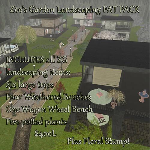 Linden Home Landscaping FAT PACK