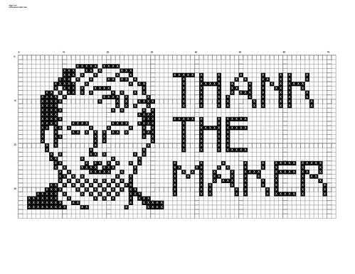 Thank The Maker (Chart)