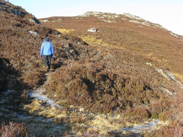 Loch nam Bonnach Walk