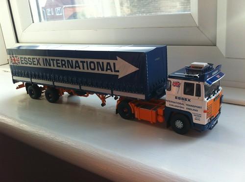 Tekno Essex International Scania 141