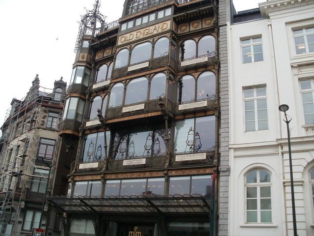 Old England MIM Museo de instrumentos musicales Bruselas